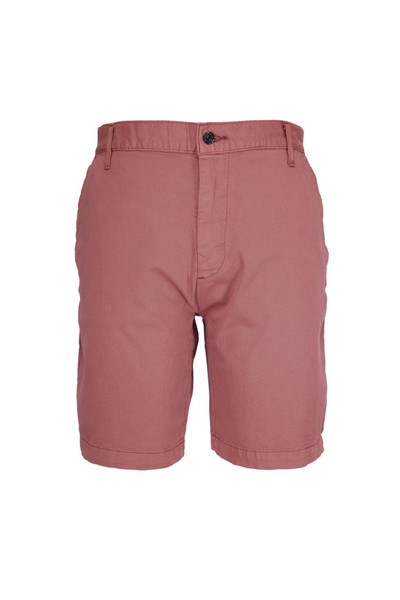 7 For All Mankind Dusty Rose Chino Shorts