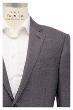 Ermenegildo Zegna - Light Gray Check Wool Sportcoat