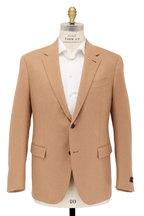 Ermenegildo Zegna - Natural Camel Twill Sportcoat