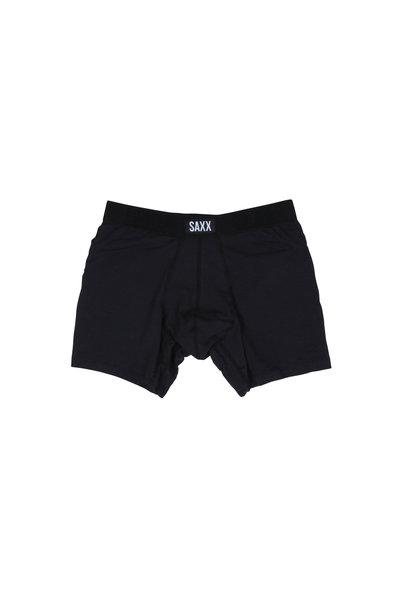 Saxx Underwear - Undercover Black Boxer Brief