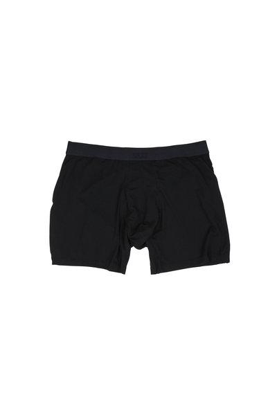 Saxx Underwear - Platinum Black Boxer Brief