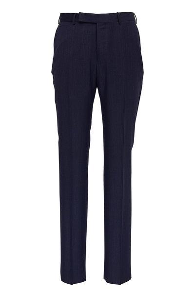 Ermenegildo Zegna - Blue Achillfarm Slim Fit Pant