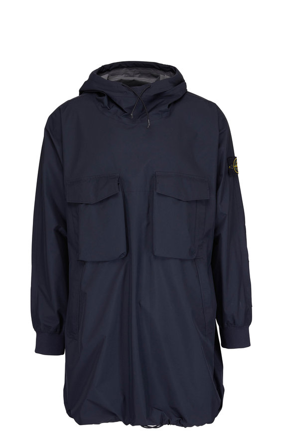 Stone Island Anarac Gore-Tex Black Jacket
