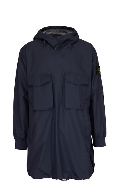 Stone Island - Anarac Gore-Tex Black Jacket