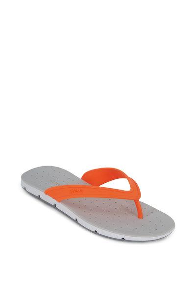 Swims - Breeze Orange Flip-Flop