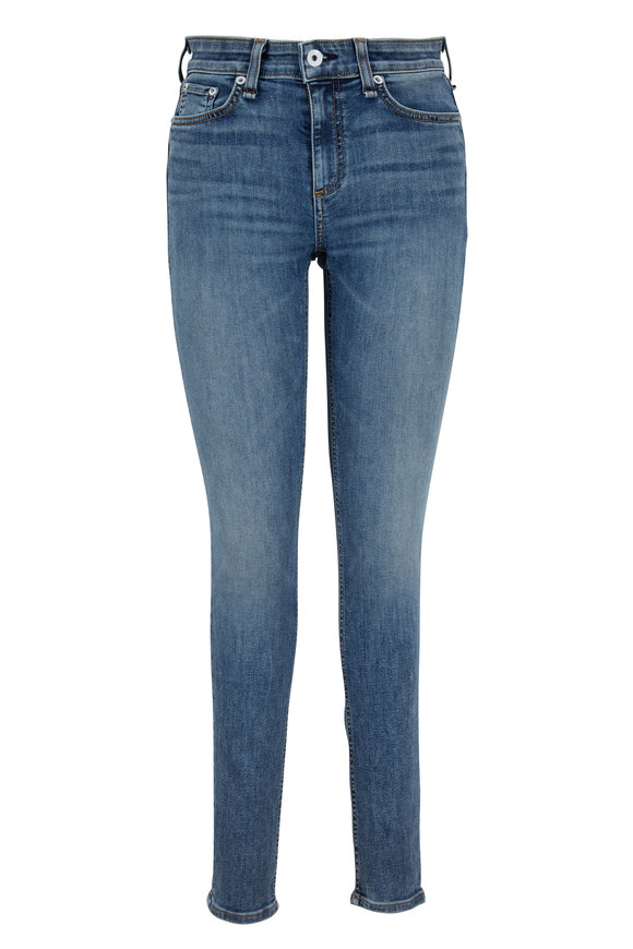 Rag & Bone Cate Baxhill Mid-Rise Skinny Jean