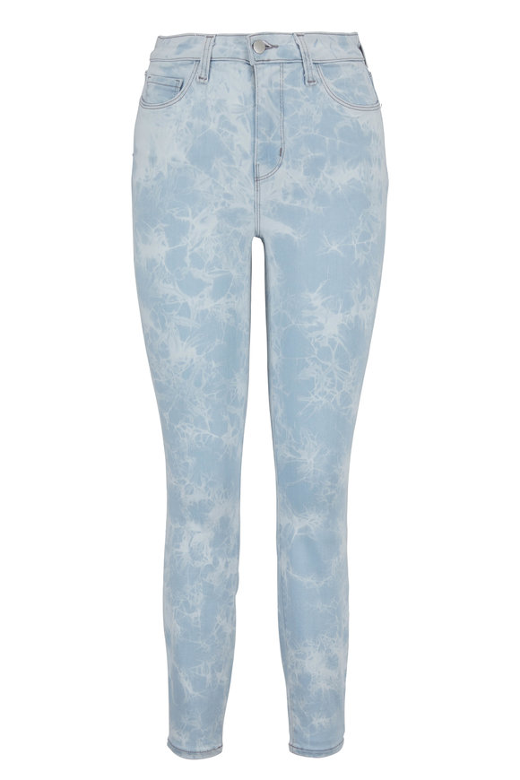 L'Agence Marguerite Abyss High-Rise Skinny Jean