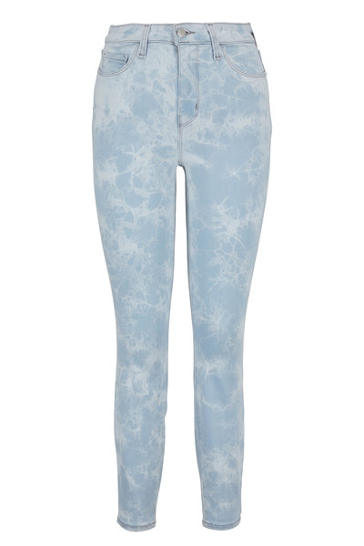L'Agence - Marguerite Abyss High-Rise Skinny Jean