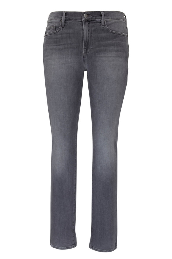 Frame L'Homme Gray Skinny Fit Jean
