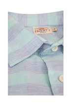 Faherty Brand - Blue Buffalo Check Short Sleeve Sport Shirt
