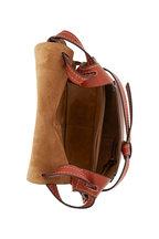 Loewe - Gate Rust Small Front Flap Crossbody Bag
