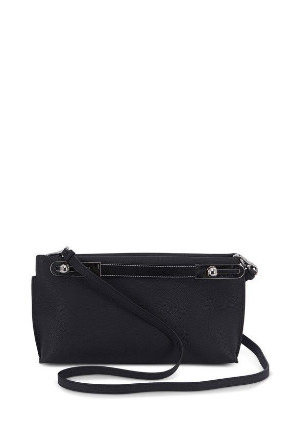 Loewe Missy Black Grained Leather Small Bag