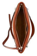 Loewe - Missy Buffalo Smooth & Woven Leather Shoulder Bag