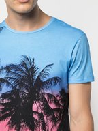 Orlebar Brown - Keep Palm Carry On Multicolor T-Shirt