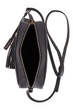 Saint Laurent - Lou Monogram Dark Smog Medium Camera Bag