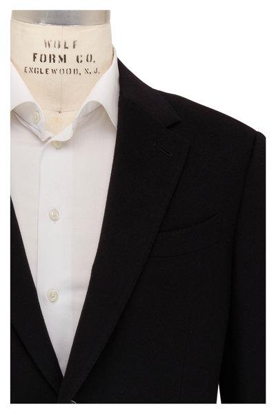 Ermenegildo Zegna - Black Cashmere Sportcoat