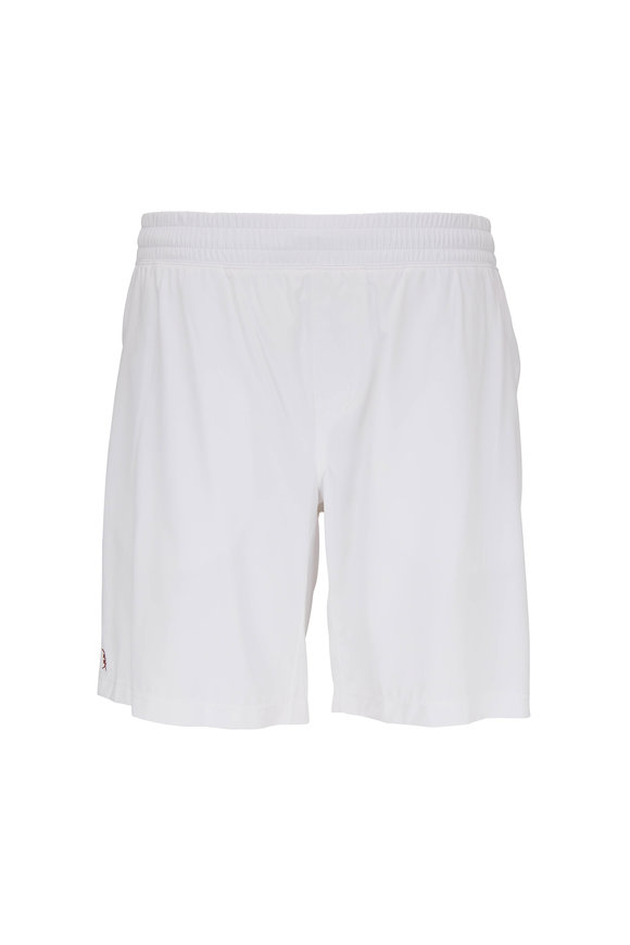 Rhone Apparel Make White Performance Shorts