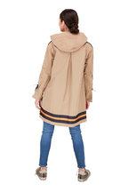 Bogner - Karlie Khaki Hooded Trench Coat
