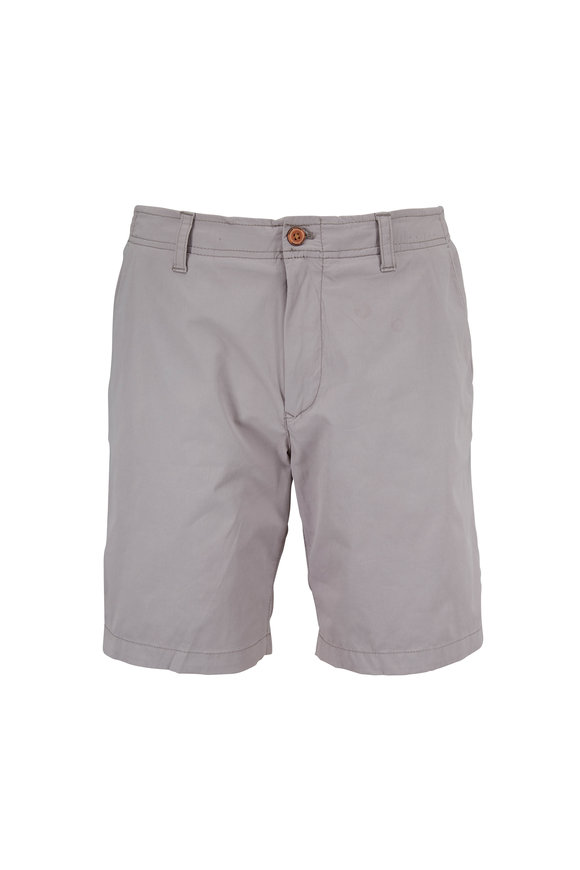 Tailor Vintage Gray Chino Shorts