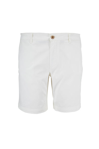 Tailor Vintage - Coconut Milk Walking Shorts