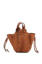Loewe - Bolso Hammock Caramel Leather Medium Bag