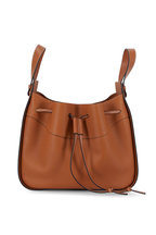 Loewe - Bolso Hammock Caramel Leather Medium Bag