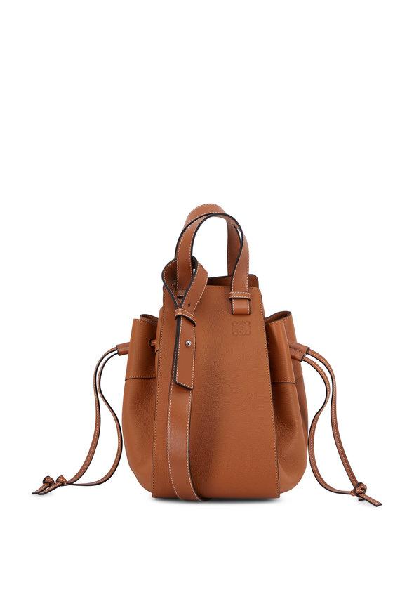 Loewe Bolso Hammock Caramel Leather Medium Bag