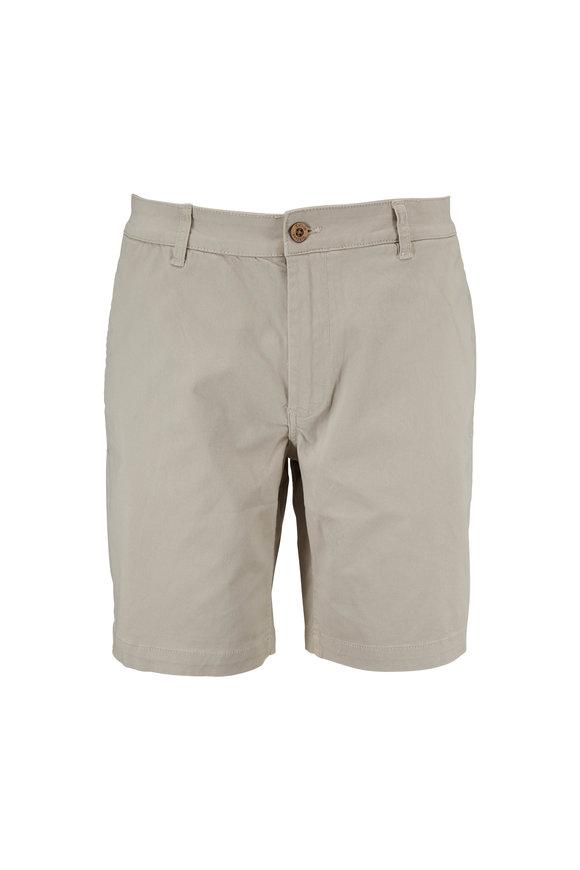 Tailor Vintage Summer Khaki Walking Shorts