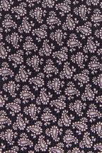 Ermenegildo Zegna - Pink & Black Paisley Silk Necktie