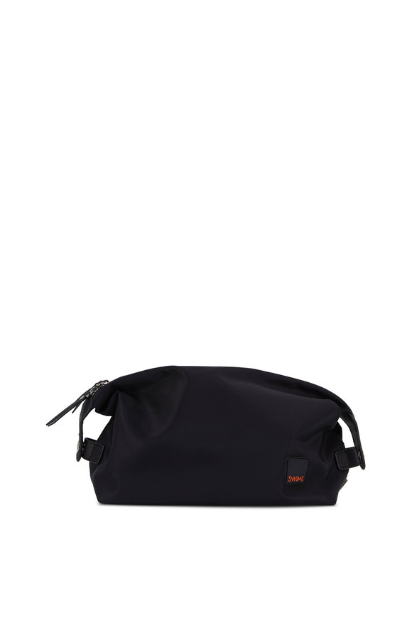 Swims Necessaire Black Dopp Kit