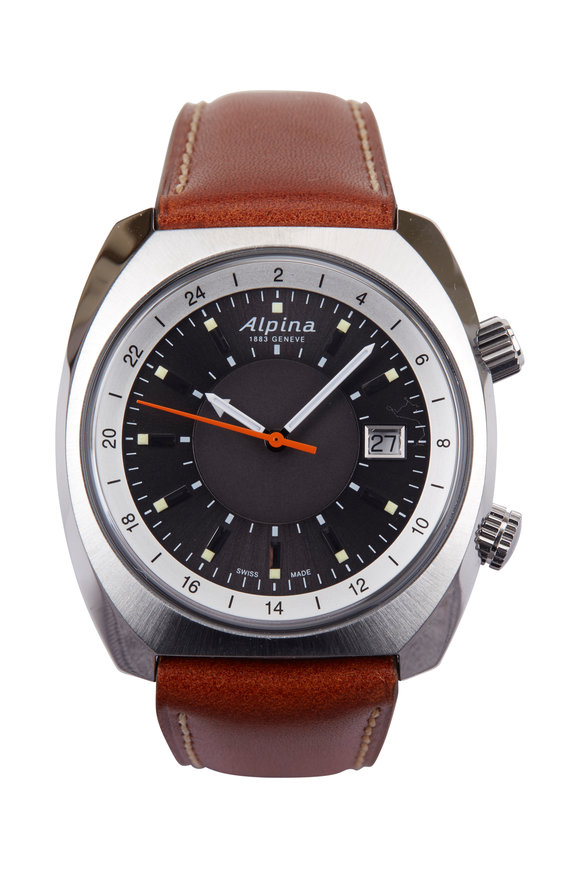 Alpina Startimer Pilot Heritage Watch, 42MM