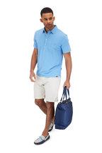 Faherty Brand - Harbor Stone Stretch Cotton Shorts