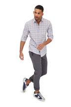 Hudson Clothing - Classic Asphalt Slim Straight Chino Pant