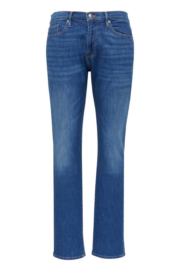Frame L'Homme Verdugo Slim Fit Mid-Rise Jean