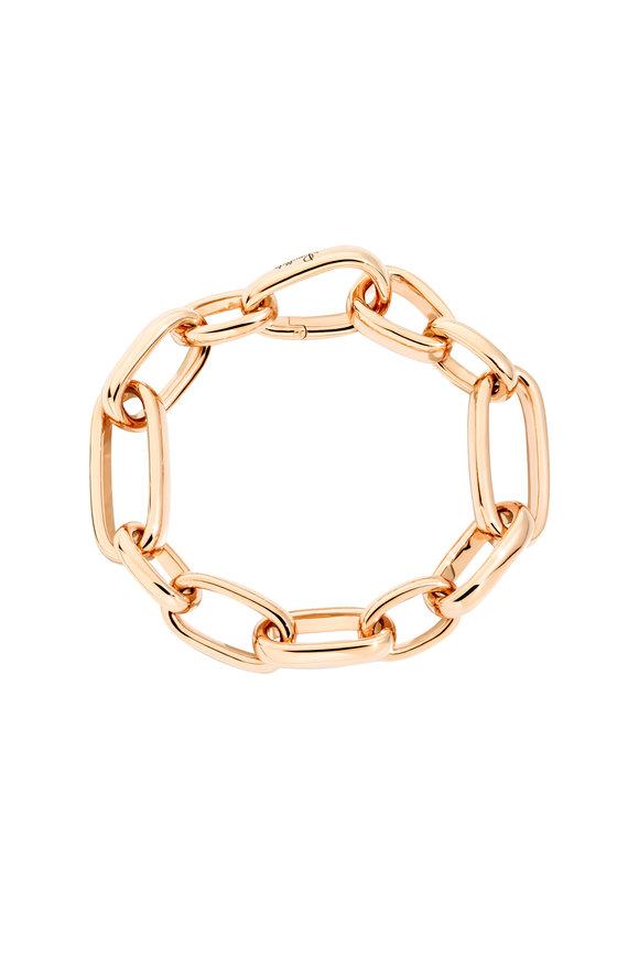 Pomellato 18K Rose Gold Slim Link Bracelet