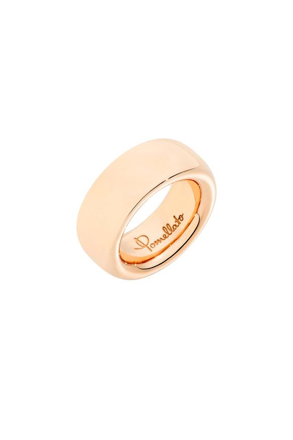 Pomellato 18K Rose Gold Iconic Grande Ring