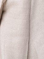 Brunello Cucinelli - Desert Cashmere & Silk Paillette Poncho