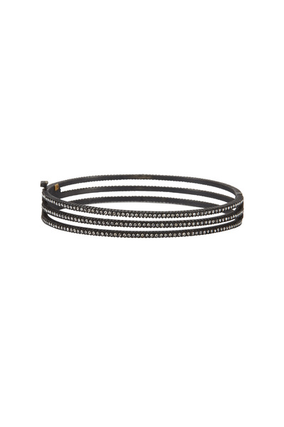 Yossi Harari - Lilah Gold & Silver Diamond Triple Bracelet