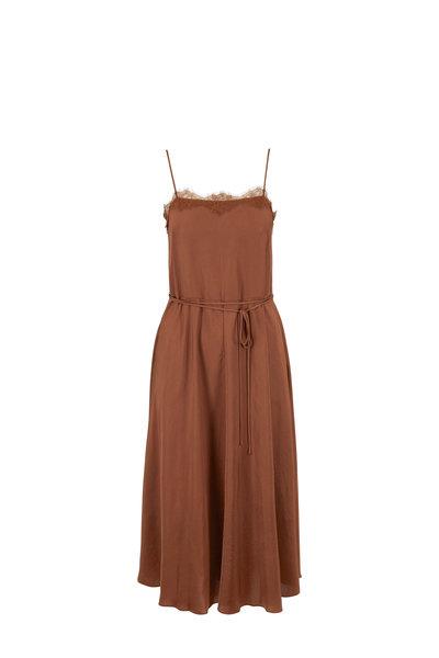 Vince - Umbra Lace Trim Cami Dress