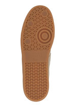 Maison Margiela - Replica Beige Leather & Suede Low Top Sneaker
