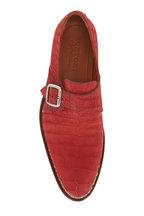 Bontoni - Ambassador Crocodile Monk Shoe