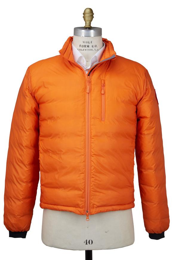 Canada Goose Orange Lodge Jacket