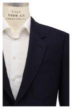 Brioni - Navy Blue Cashmere Twill Travel Jacket