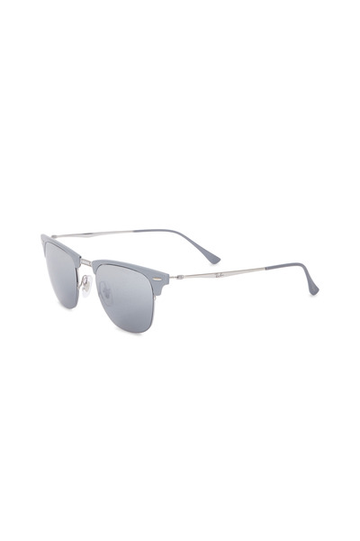 Ray Ban - Clubmaster RB 8056 Gray Sunglasses