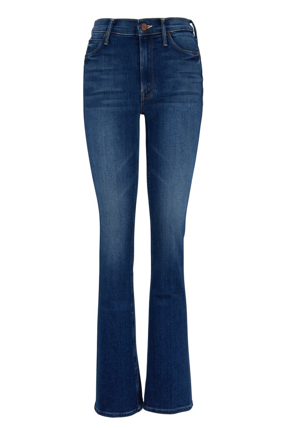 Mother Denim The Runaway Sweet & Sassy High-Rise Bootcut Jean