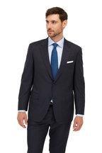 Eton - Light Blue Twill Slim Fit Dress Shirt