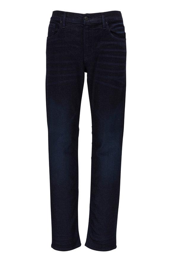 Hudson Clothing Blake Series Blue Slim Straight Jean
