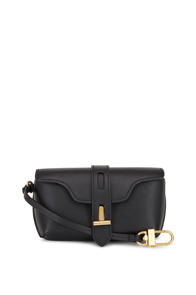 Tom Ford - Black Leather Sunglass Case