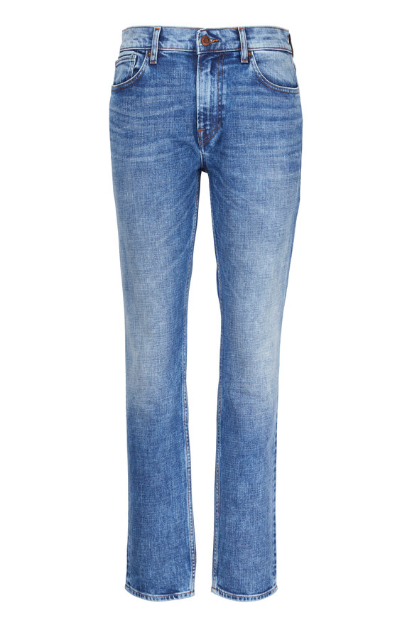 Hudson Clothing Blake Axl Rising Skinny Jean