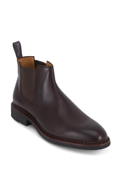 Paraboot - Chamfort Galaxy Brown Leather Boot